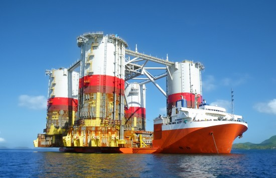 Offshore engineering design inspection for Kosco fuel